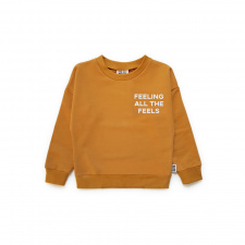 ONE DAY PARADE ocre sweater FEELINGS