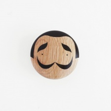 Sketch Inc. wall hook knob Salvador
