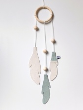 Bisou de Lou dream catcher dusty mint