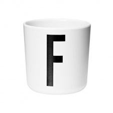 Design Letters cup F