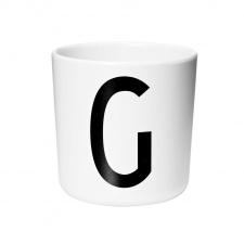 Design Letters puodelis G