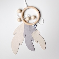 Bisou de Lou dream catcher grey