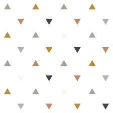 LILIPINSO tapetas | TRIANGLES | PRE-ORDER