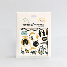 Noodoll Tattoo - WOW