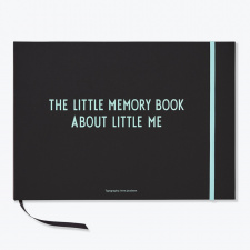 Design Letters little memory book