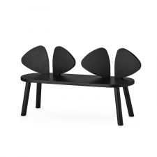 NOFRED mouse bench black