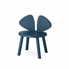 NOFRED mouse chair petroleum