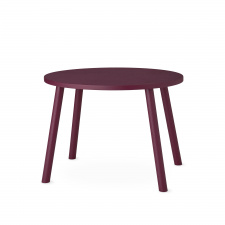 NOFRED mouse table burgundy