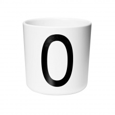 Design Letters cup O