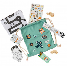 OLLI ELLA Play'n Pack - city