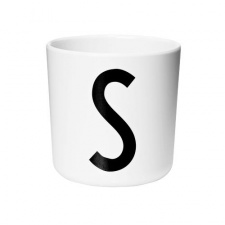 Design Letters cup S