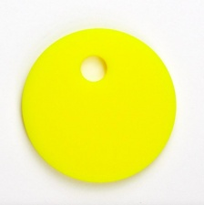 uki.be yellow circle teether