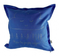 BUBOO cushion AA PUPA, cloud