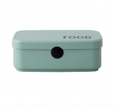 Design Letters lunch box FOOD, green