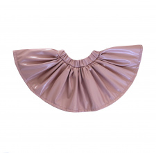 CATWALK CANDY skirt, glossy pink