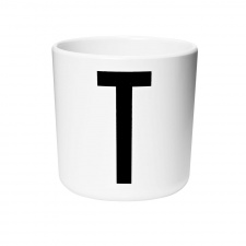 Design Letters cup T