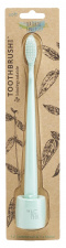 The Natural Family Co Bio Bio Brush & Stand - Rivermint