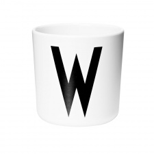 Design Letters cup W