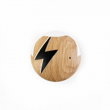 Sketch Inc. wall hook knob Ziggy