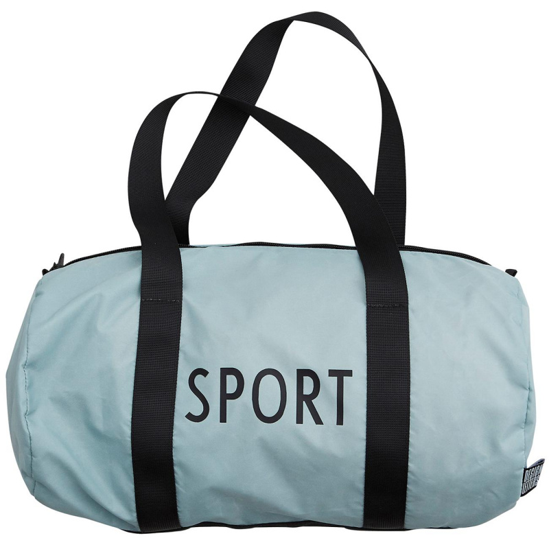 Design Letters sports bag, small green