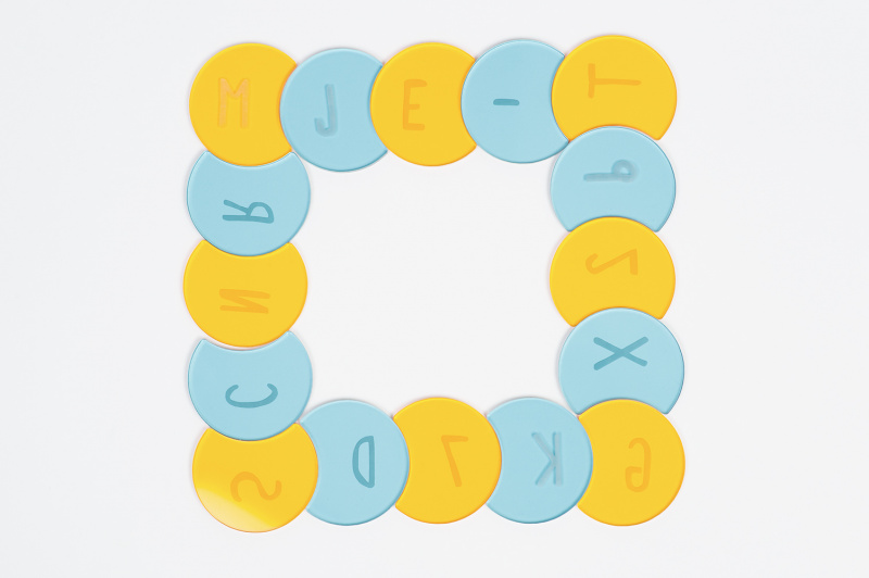 Edu2 Letters and numbers