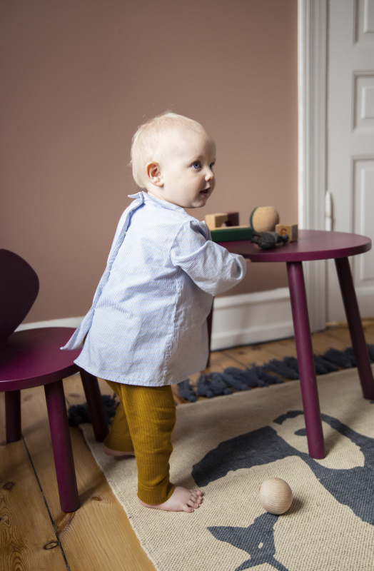 NOFRED mouse chair burgundy