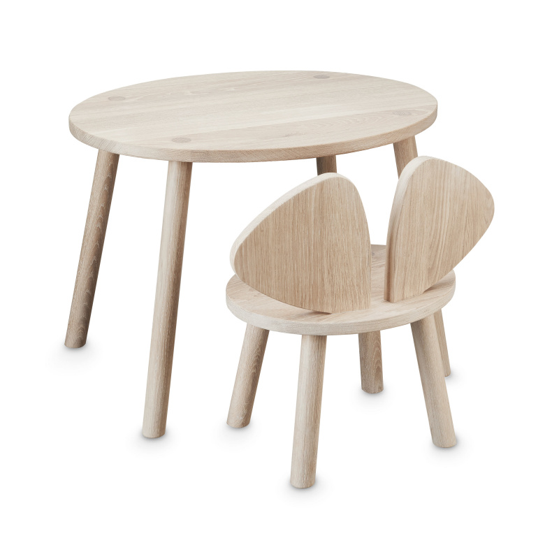 NOFRED z mouse table oak