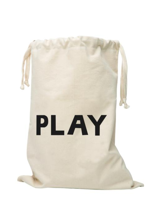 Tellkiddo fabric bag Play