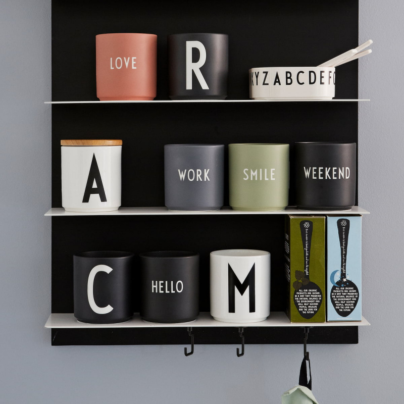 DESIGN LETTERS puodelis LOVE