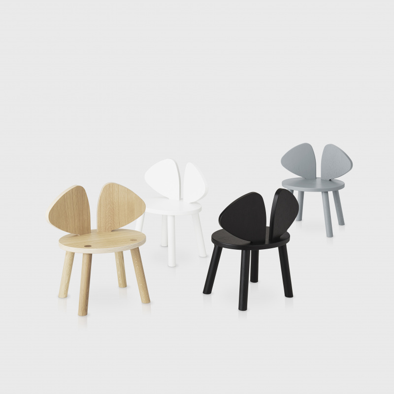 NOFRED mouse chair oak